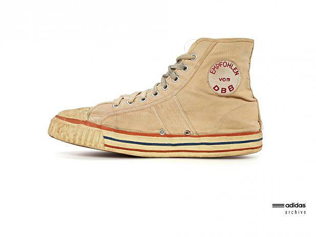 basketball shoe 1955