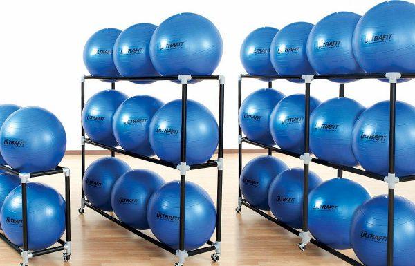 sports balls storage