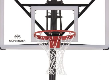 Silverback basketball hoop