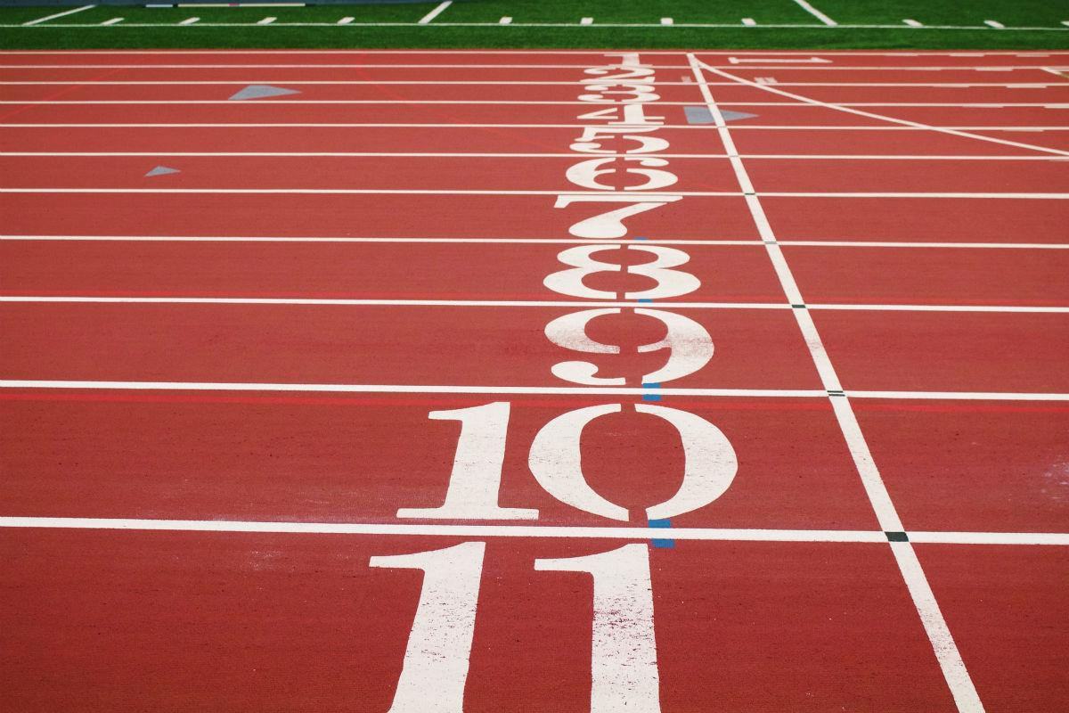 race track psychology performance