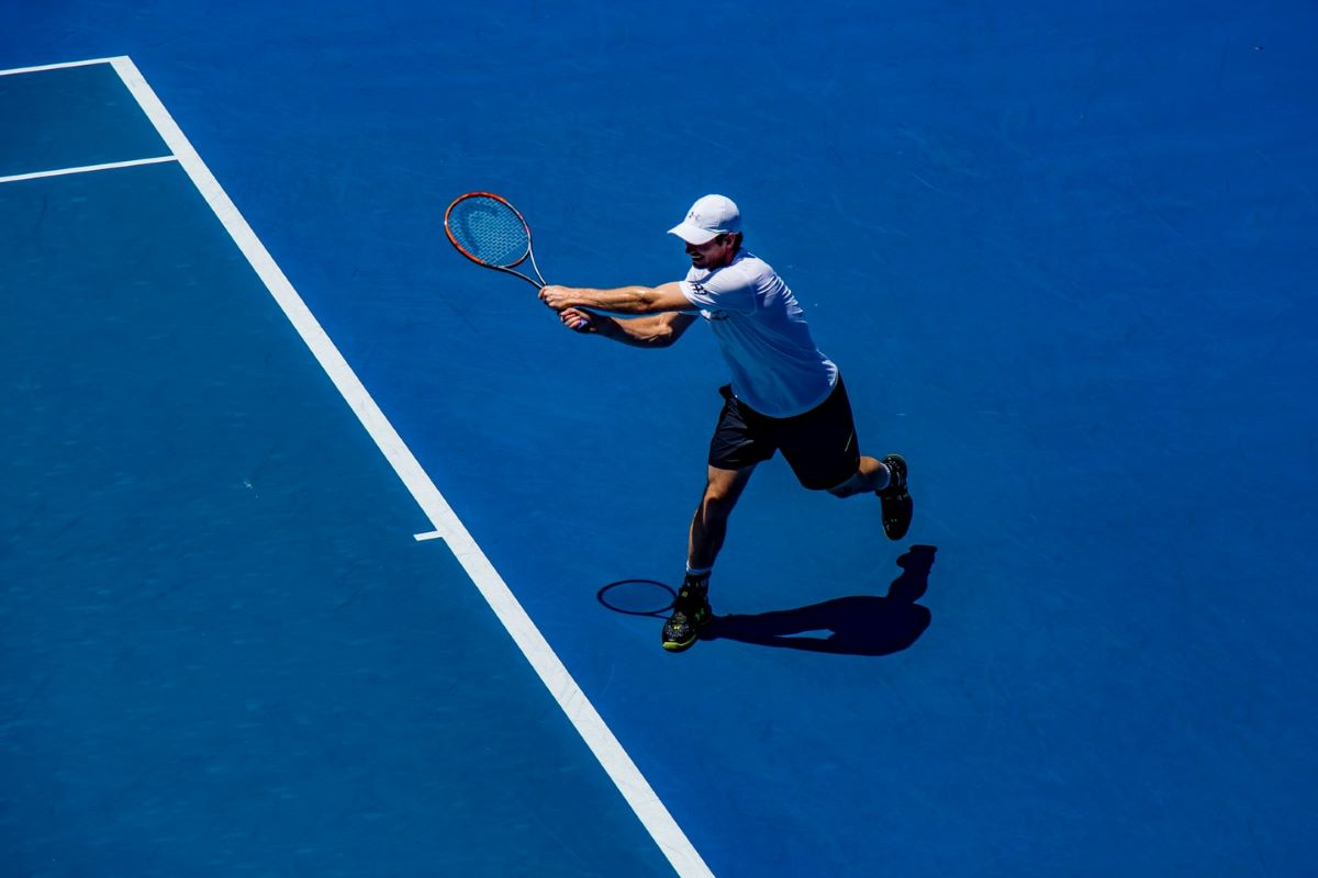 How to serve in tennis like a Pro!