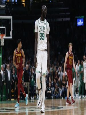 Tallest NBA Player