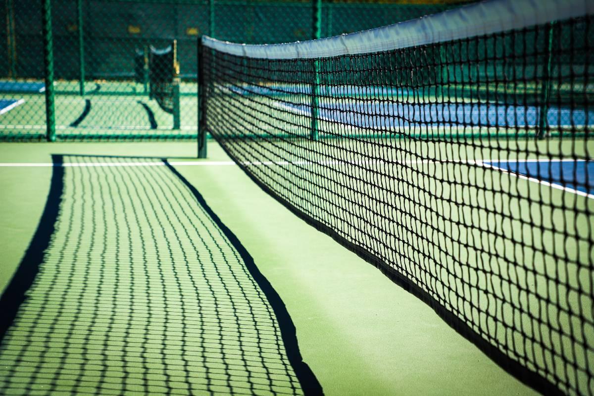 best tennis net