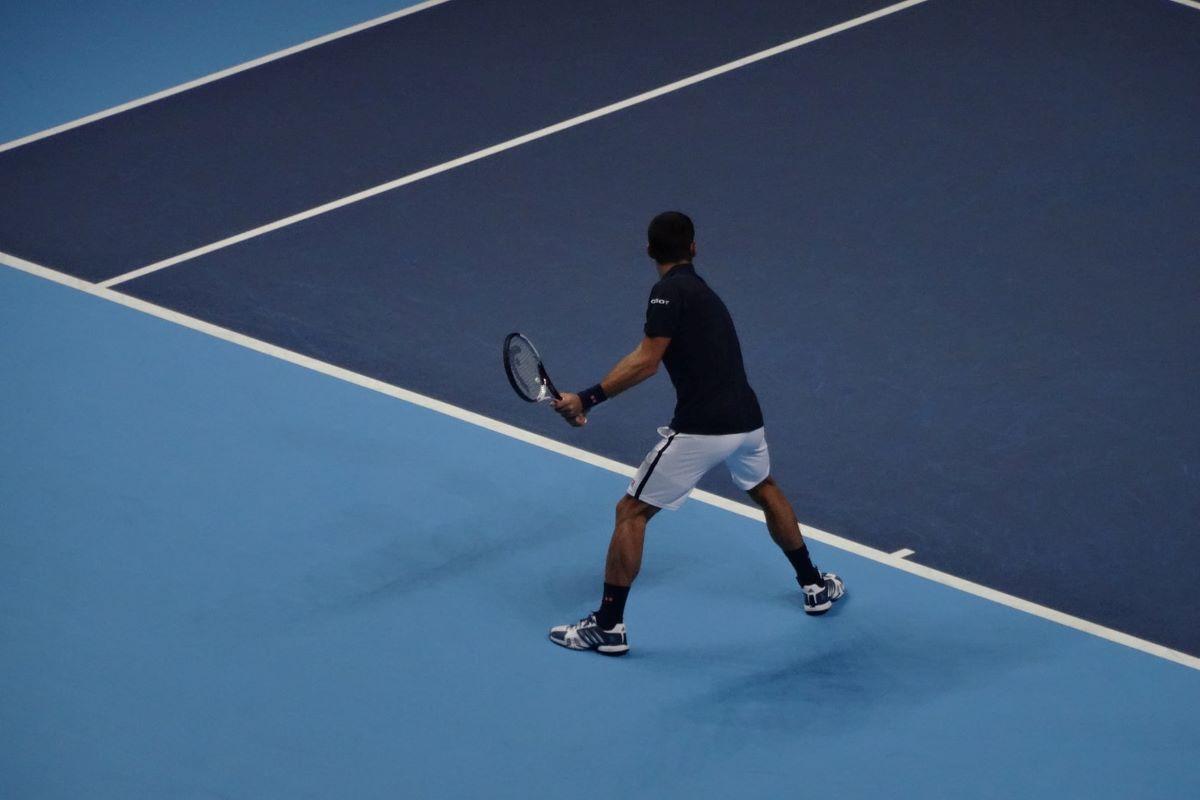 tallest tennis player