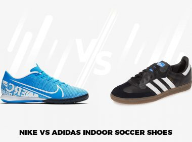 Nike Vs Adidas Indoor Soccer Shoes