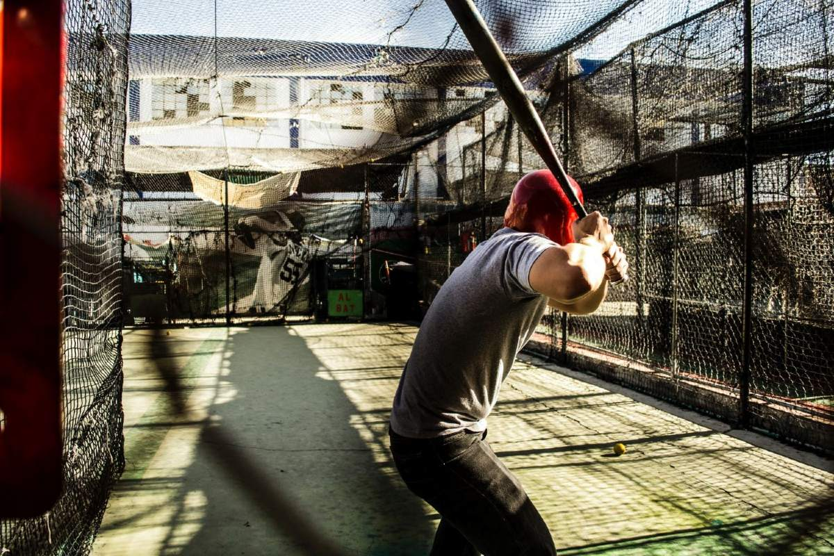 how to hit a baseball farther